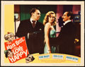 "Movie Posters:Comedy, Love Happy (United Artists, 1949). Lobby Card (11"" X 14"").. ..."