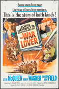 """Movie Posters:War, The War Lover (Columbia, 1962). One Sheet (27"""" X 41"""") and LobbyCard Set of 8 (11"""" X 14""""). War.. ... (Total: 9 Items)"""