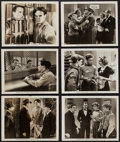 """Movie Posters:Crime, Code of the Streets (Universal, 1939). Photos (21) (8"""" X 10"""").Crime.. ... (Total: 21 Items)"""