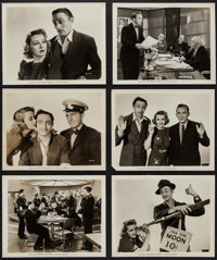 "East Side of Heaven (Universal, 1939). Photos (12) (8"" X 10""). Comedy. ... (Total: 12 Items)"
