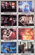 """Movie Posters:Science Fiction, The Black Hole (Buena Vista, 1979). Lobby Cards (8) (11"""" X 14"""").Science Fiction.. ... (Total: 8 Items)"""