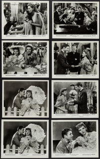 "Meet Me in St. Louis (MGM, R-1962). Photos (8) (8"" X 10""). Musical. ... (Total: 8 Items)"
