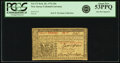 Colonial Notes:New Jersey, New Jersey February 20, 1776 30 Shillings John Hart Signature Fr.NJ-173. PCGS About New 53PPQ.. ...