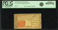 Colonial Notes:New Jersey, New Jersey March 25, 1776 18 Pence Fr. NJ-176. PCGS Gem New 66PPQ.....