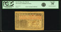 Colonial Notes:New Jersey, New Jersey March 25, 1776 12 Shillings John Hart Signature Fr.NJ-179. PCGS Very Fine 30.. ...