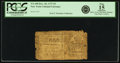 Colonial Notes:New York, Colony of New York December 10, 1737 3 Pounds Fr. NY-100. PCGS Fine15 Apparent.. ...