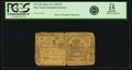 Colonial Notes:New York, Colony of New York March 25, 1755 5 Pounds Fr. NY-129. PCGS Fine 15 Apparent.. ...