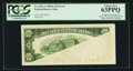 Error Notes:Foldovers, Fr. 2011-A $10 1950A Federal Reserve Note. PCGS Choice New 63PPQ.....