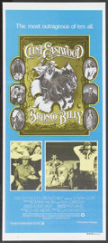 "Movie Posters:Adventure, Bronco Billy (Warner Brothers, 1980). Australian Daybills (2) (13""X 30"") and (13"" X 28""). Adventure. ... (Total: 2 Items)"
