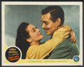 "Movie Posters:Adventure, They Met in Bombay (MGM, 1941). Lobby Card (11"" X 14""). Adventure...."