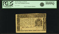 Colonial Notes:New York, Colony of New York March 5, 1776 $1 Fr. NY-191. PCGS Choice About New 55PPQ.. ...