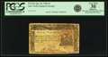 Colonial Notes:New York, State of New York April 18, 1786 1 Pound Fr. NY-224. PCGS Very Fine 30 Apparent.. ...