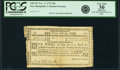 Colonial Notes:New Hampshire, New Hampshire November 3, 1775 30 Shillings Fr. NH-151. PCGS Very Fine 30 Apparent.. ...