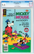 Bronze Age (1970-1979):Cartoon Character, Mickey Mouse #172 File Copy (Gold Key, 1977) CGC NM 9.4 Off-whiteto white pages....