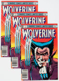 Modern Age (1980-Present):Superhero, Wolverine Limited Series #1 Group of 10 (Marvel, 1982) Condition:Average VF/NM.... (Total: 10 Comic Books)