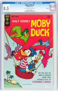 Bronze Age (1970-1979):Cartoon Character, Moby Duck #8 File Copy (Gold Key/Whitman, 1970) CGC VF+ 8.5Off-white to white pages....