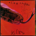 Miscellaneous Collectibles:General, Alice Cooper Signed Album. ...
