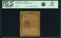 Colonial Notes:Pennsylvania, Pennsylvania March 10, 1757 20 Shillings Fr. PA-84. PCGS Fine 15Apparent.. ...
