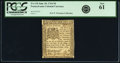 Colonial Notes:Pennsylvania, Pennsylvania June 18, 1764 9 Pence Fr. PA-118. PCGS New 61.. ...