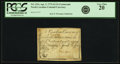 Colonial Notes:North Carolina, North Carolina April 2, 1776 $1/16 Cornucopia Fr. NC-153c. PCGSVery Fine 20.. ...