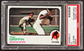 Baseball Cards:Singles (1970-Now), 1973 Topps Tom Griffin #468 PSA Gem Mint 10 - Pop Three....