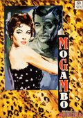 "Movie Posters:Adventure, Mogambo (MGM, 1953). Italian 4 - Foglio (52.5"" X 74"").. ..."