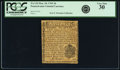 Colonial Notes:Pennsylvania, Pennsylvania March 10, 1769 3 Pence Fr. PA-134. PCGS Very Fine 30.....