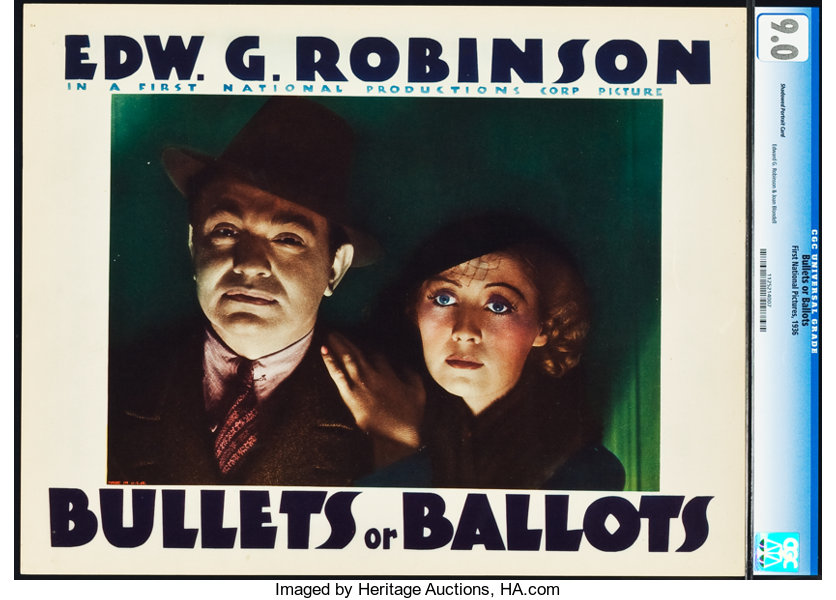 Bullets or ballots full movie