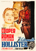"Movie Posters:Western, Dallas (Warner Brothers, 1951). Italian 2 - Foglio (39.25"" X 55"").. ..."