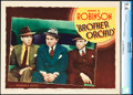 """Movie Posters:Crime, Brother Orchid (Warner Brothers, 1940). CGC Graded Lobby Card (11""""X 14"""").. ..."""