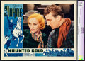 """Movie Posters:Western, Haunted Gold (Warner Brothers - First National, 1932). Restored CGC Graded Lobby Card (11"""" X 14"""").. ..."""