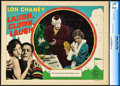 "Movie Posters:Drama, Laugh, Clown, Laugh (MGM, 1928). CGC Graded Lobby Card (11"" X14"").. ..."