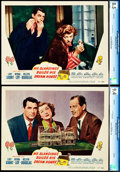 "Movie Posters:Comedy, Mr. Blandings Builds His Dream House (RKO, 1948). CGC Graded LobbyCards (2) (11"" X 14"").. ... (Total: 2 Items)"