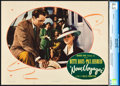 "Movie Posters:Romance, Now, Voyager (Warner Brothers, 1942). CGC Graded Lobby Card (11"" X 14"").. ..."