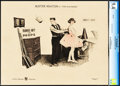 """Movie Posters:Comedy, The Playhouse (First National, 1921). CGC Graded Lobby Card (11"""" X14"""").. ..."""