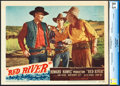 "Movie Posters:Western, Red River (United Artists, 1948). CGC Graded Lobby Card (11"" X14"").. ..."