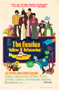 """Movie Posters:Animation, Yellow Submarine (United Artists, 1968). One Sheet (27"""" X 41"""")....."""