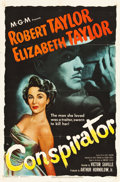 """Movie Posters:Adventure, Conspirator (MGM, 1949). One Sheet (27"""" X 41"""").. ..."""