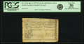 Colonial Notes:North Carolina, North Carolina April 2, 1776 $1 Scroll with Black Letters Fr.NC-157d. PCGS Very Fine 30 Apparent.. ...