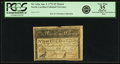 Colonial Notes:North Carolina, North Carolina April 2, 1776 $5 Thrush Fr. NC-162a. PCGS Very Fine35 Apparent.. ...