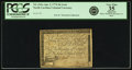 Colonial Notes:North Carolina, North Carolina April 2, 1776 $6 Goat Fr. NC-163a. PCGS Very Fine 35Apparent.. ...