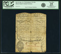 Colonial Notes:Rhode Island, Rhode Island June 14, 1726 Redated 1733 20 Shillings Fr. RI-21d.PCGS Very Fine 25 Apparent.. ...