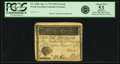 Colonial Notes:North Carolina, North Carolina April 2, 1776 $10 Peacock Fr. NC-166b. PCGS About New 53 Apparent.. ...