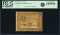 Colonial Notes:Pennsylvania, Pennsylvania October 1, 1773 2 Shillings Fr. PA-164. PCGS VeryChoice New 64PPQ.. ...