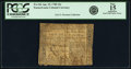 Colonial Notes:Pennsylvania, Pennsylvania April 29, 1780 10 Shillings Fr. PA-226. PCGS Fine 15Apparent.. ...