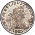 Early Half Dollars, 1803 50C Large 3, Large Reverse Stars, O-103, R.3, MS63 PCGS.CAC....