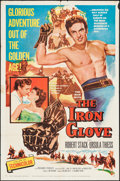 "Movie Posters:Adventure, The Iron Glove (Columbia, 1954). One Sheet (27"" X 41""). Adventure....."