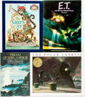 Books:Children's Books, [Children's Books]. Group of Four. Titles include: The Ship'sCat [together with:] The Polar Express [and:] Dream... (Total: 4 Items)