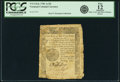 Colonial Notes:Vermont, State of Vermont 1781 1 Shilling 3 Pence Fr. VT-2. PCGS Fine 12Apparent.. ...
