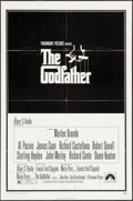 "Movie Posters:Crime, The Godfather & Others Lot (Paramount, 1972). One Sheets (39)(27"" X 41"") & Lobby Cards (6) (11"" X 14""). Crime.. ... (Total:45 Items)"